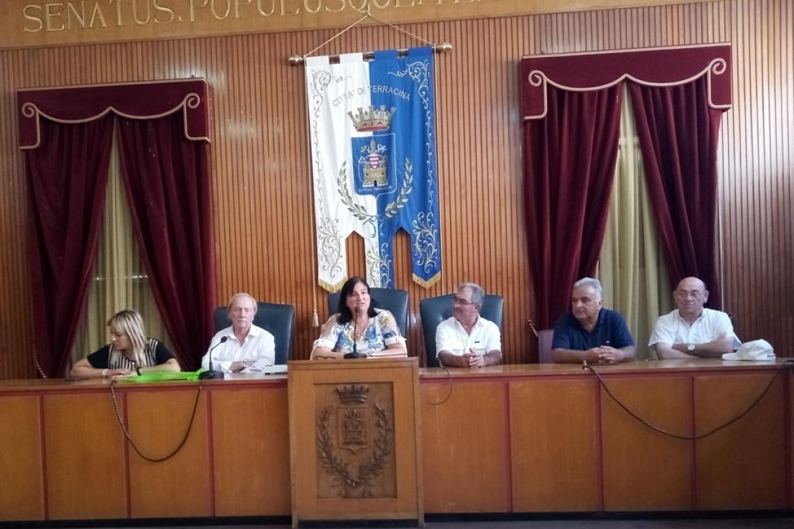 Incontro centri sociali anziani Terracina e Cori